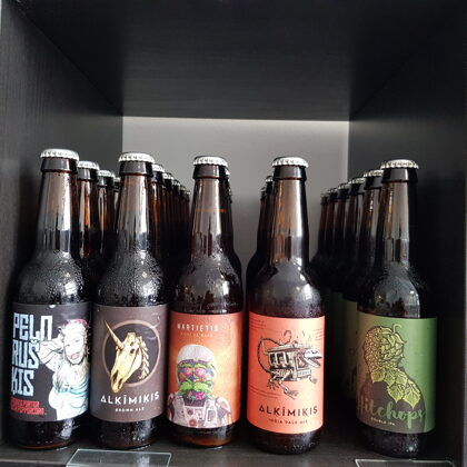 Craft beer Alkimikis