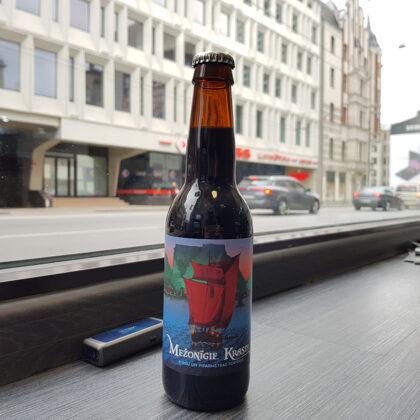 Craft beer Alkimikis Mezonigie krasti