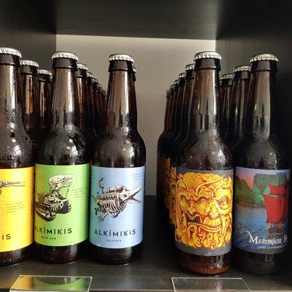 alķīmiķis craft alus
